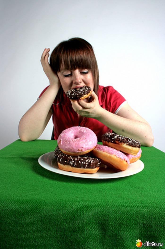 почему жор начинается диеты после
