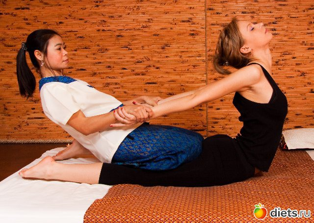Положительные эффекты массажа