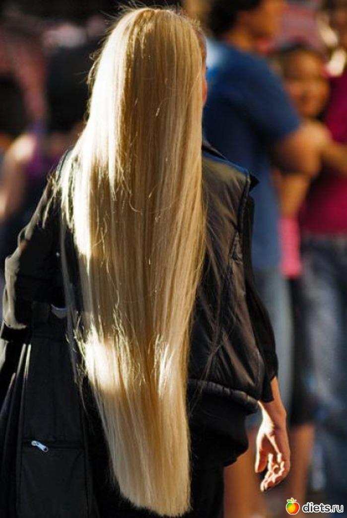 Укрепление волос восстановление