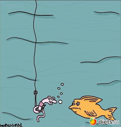 что может попасть рыбаку на крючок
