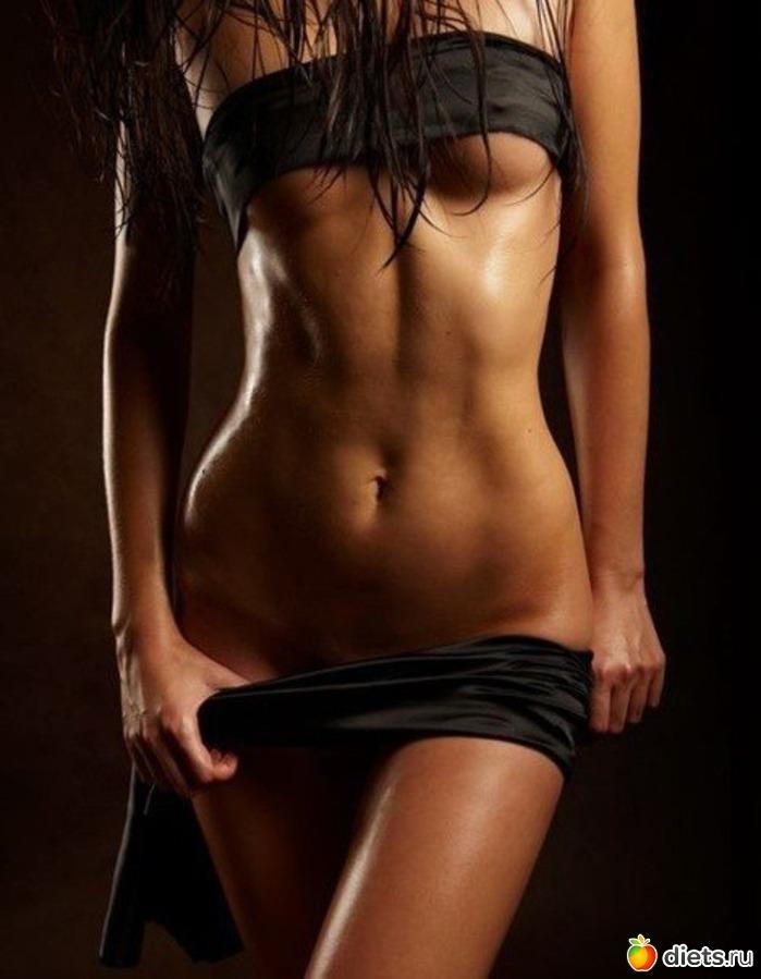 Идеальная тело в домашних условиях
