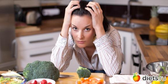 Почему от худеют стрессов люди