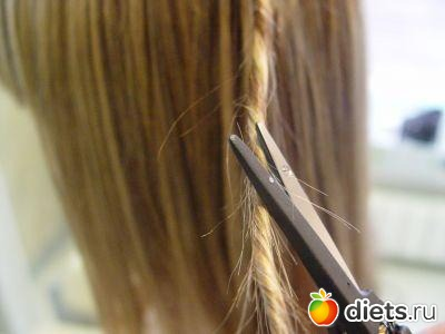 ... стричь себе волосы нельзя, а почему