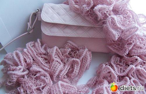Помогите найти схему шарфа