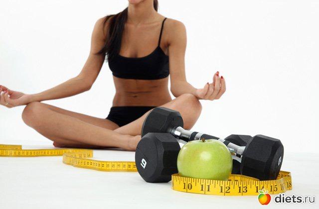 Как убрать жир с боков живота и ляжек