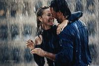 А вы не целовались под дождем?