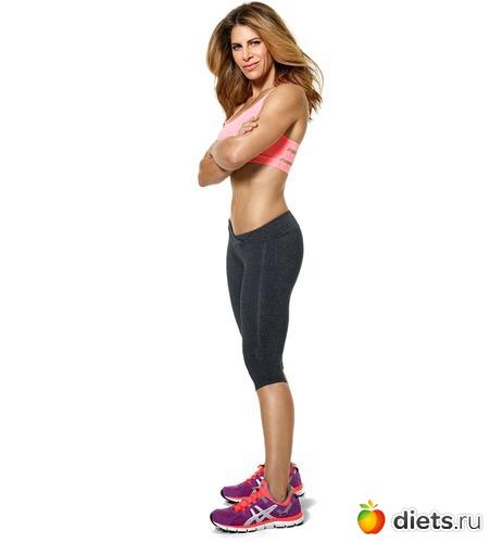 как похудеть за 30 дней упражнения
