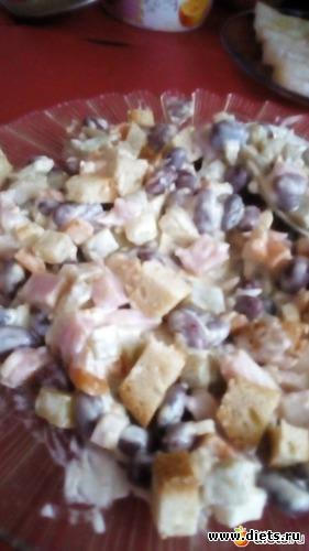 консервированная красная фасоль с мясом рецепты с фото